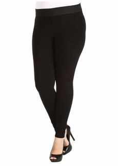 Karen Kane Women's Plus Size Structured Knit Legging