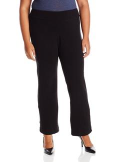Karen Kane Women's Plus-Size Structured Knit Pant  3X