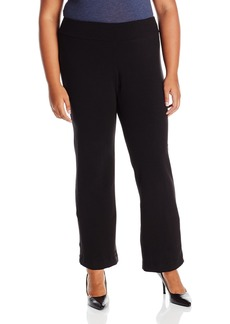 Karen Kane Women's Plus Size Structured Knit Pant