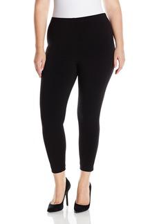Karen Kane Women's Plus Size Tuxedo Legging  0X