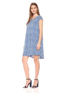 Karen Kane Women's Print Maggie Trapeze Dress  XS