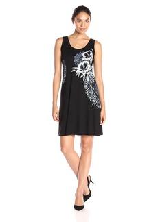 Karen Kane Women's Print Tank Dress