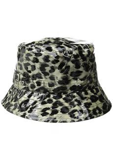 Karen Kane Women's Printed Rain Bucket Hat
