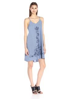 Karen Kane Women's Printed T-Back Dress