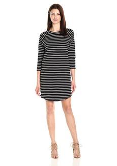 Karen Kane Women's Raglan Shirttail Dress  XL