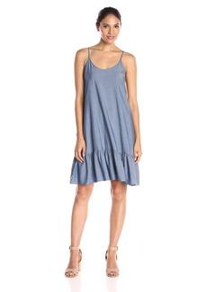 Karen Kane Women's Ruffle-Hem Dress
