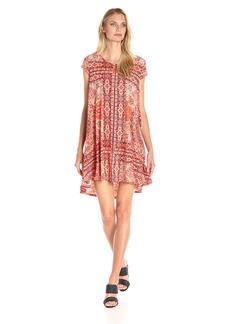 Karen Kane Women's Sagebrush Maggie Trapeze Dress