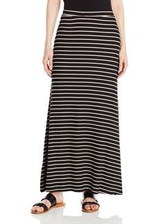 Karen Kane Women's Side Slit Maxi Skirt  XS