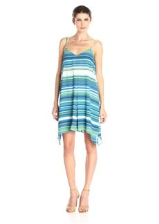 Karen Kane Women's Spaghetti Strap Trapeze Dress