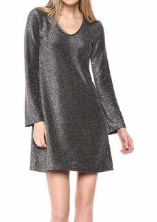 Karen Kane Women's Sparkle Taylor Dress  M