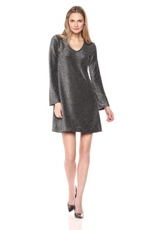 Karen Kane Women's Sparkle Taylor Dress  XL