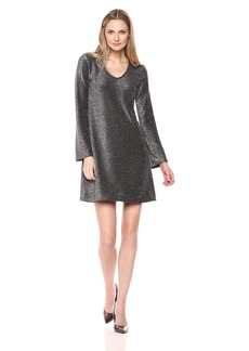 Karen Kane Women's Sparkle Taylor Dress  XS
