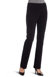 Karen Kane Women's Structured Knit Pant  L