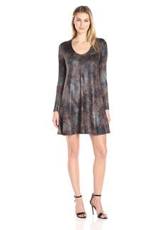 Karen Kane Women's Textured Taylor Dress  S