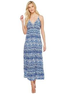 Karen Kane Women's Tiered Maxi Dress  M