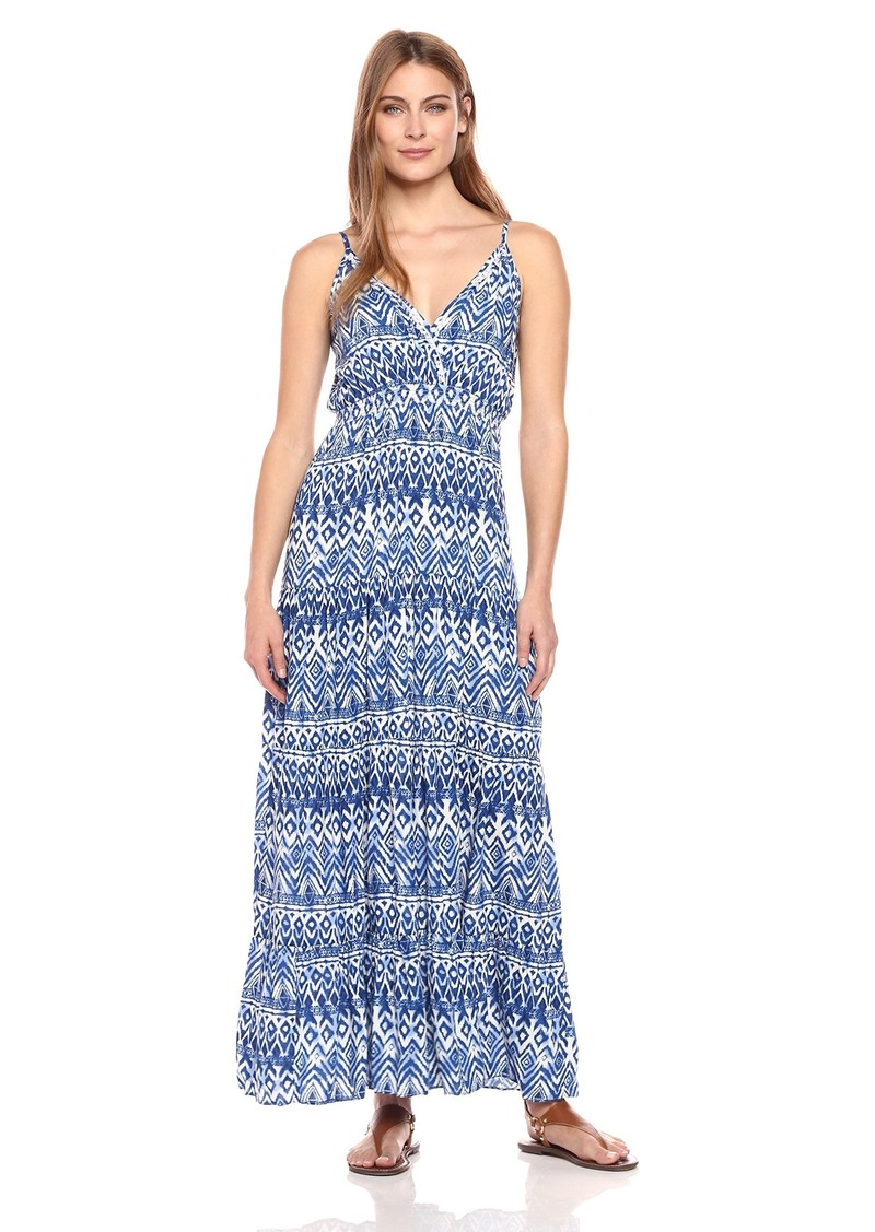 Karen Kane Women's Tiered Maxi Dress  XS