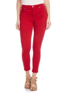 Karen Kane Zuma High Waist Crop Skinny Jeans