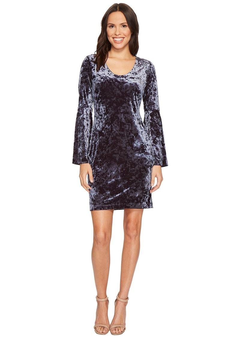b3064ad8 Karen Kane Velvet Bell Sleeve Dress | Dresses