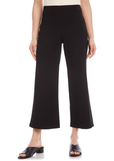 Women's Karen Kane Brooklyn Flare Crop Pants