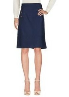KAREN MILLEN - Knee length skirt