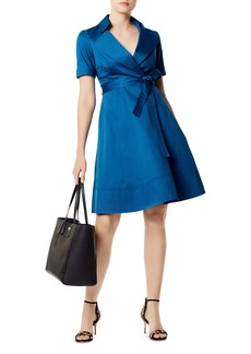 KAREN MILLEN Belted Trench Dress - 100% Exclusive