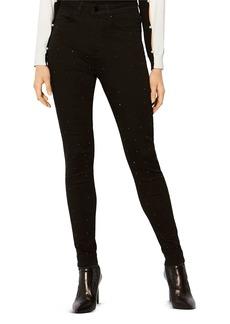 KAREN MILLEN Embellished Skinny Jeans