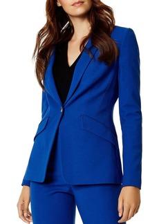 KAREN MILLEN Fitted One-Button Blazer - 100% Exclusive