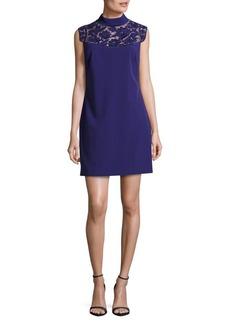 KAREN MILLEN Lace Cutwork Dress