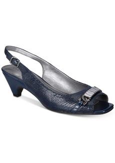 Karen Scott Anyaa Slingback Pumps, Created for Macy's Women's Shoes