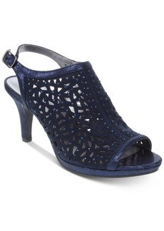Karen Scott Blair Lacey Slingback Shooties, Created for Macy's Women's Shoes