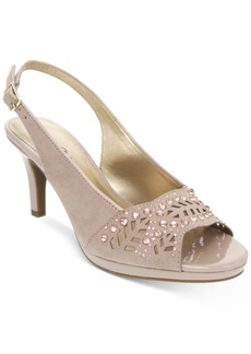 Karen Scott Brooke Slingback Pumps, Created for Macy's Women's Shoes