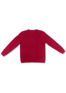 Karen Scott Cotton Ribbed Sweater, Created for Macy's