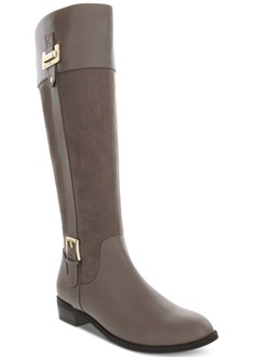 Karen Scott Deliee2 Riding Boots, Created for Macy's Women's Shoes