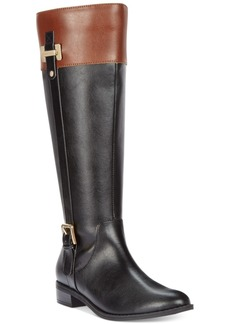 Karen Scott Deliee Riding Boots, Created for Macy's Women's Shoes