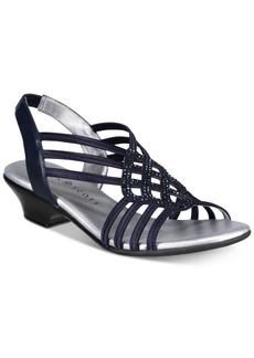 Karen Scott Elinoor Slingback Sandals, Created for Macy's Women's Shoes