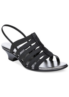 Karen Scott Estevee Sandals, Only at Macy's Women's Shoes