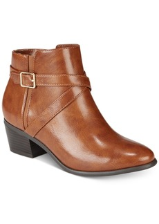 Karen Scott Falonn Ankle Booties, Created for Macy's Women's Shoes