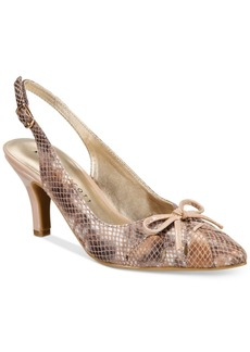 Karen Scott Glenna Slingback Pumps, Only at Macy's Women's Shoes