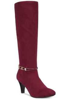 Karen Scott Hollee Dress Boots, Created for Macy's Women's Shoes