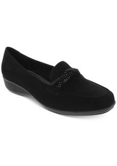 Karen Scott Joonne Wedge Loafers, Created for Macy's Women's Shoes