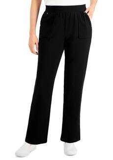 Karen Scott Knit Pants, Created for Macy's