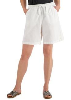Karen Scott Lila Shorts, Created for Macy's