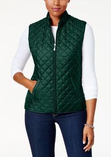Karen Scott Petite Puffer Vest, Created for Macy's