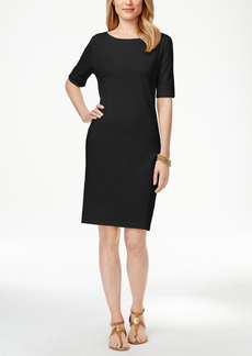Karen Scott Petite T-Shirt Dress, Created for Macy's