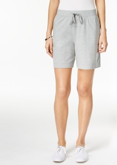 Karen Scott Pull-On Active Shorts, Only at Macy's