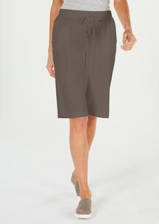 Karen Scott Pull-On Knit Skimmers, Created for Macy's