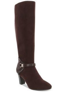 Karen Scott Sharonn Dress Boots, Created For Macy's Women's Shoes
