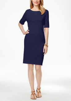 Karen Scott T-Shirt Dress, Only at Macy's