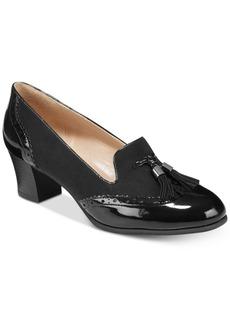 Karen Scott Terrie Tassel Pumps, Created for Macy's Women's Shoes