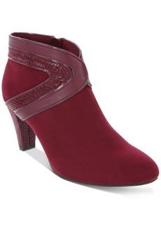 Karen Scott Wendaa Dress Booties, Created For Macy's Women's Shoes